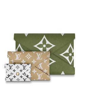 Louis Vuitton Bags - Med Pochette 2019 Summer Giant Monogram  Kirigami